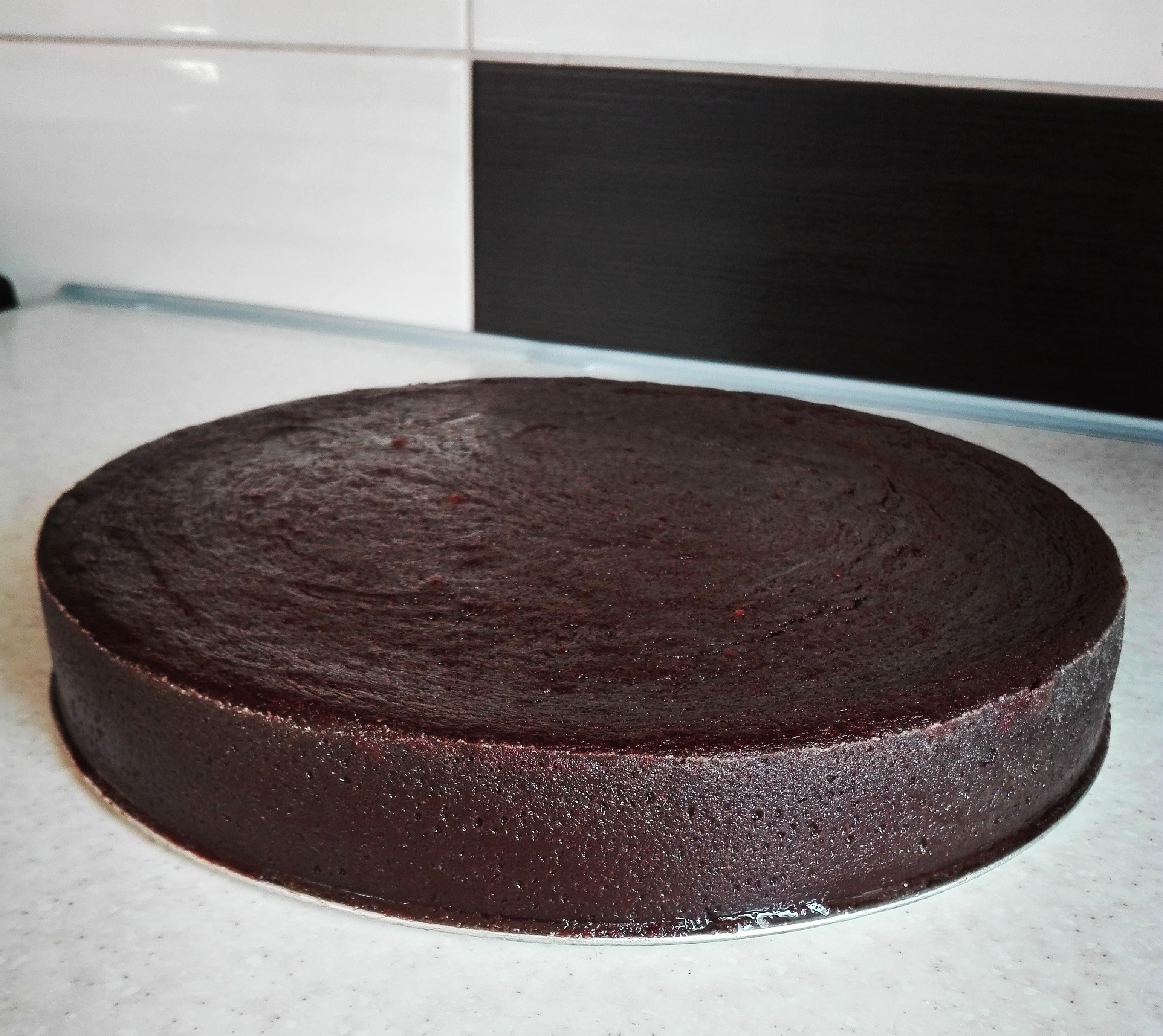 Ciasto czekoladowe (brownie)