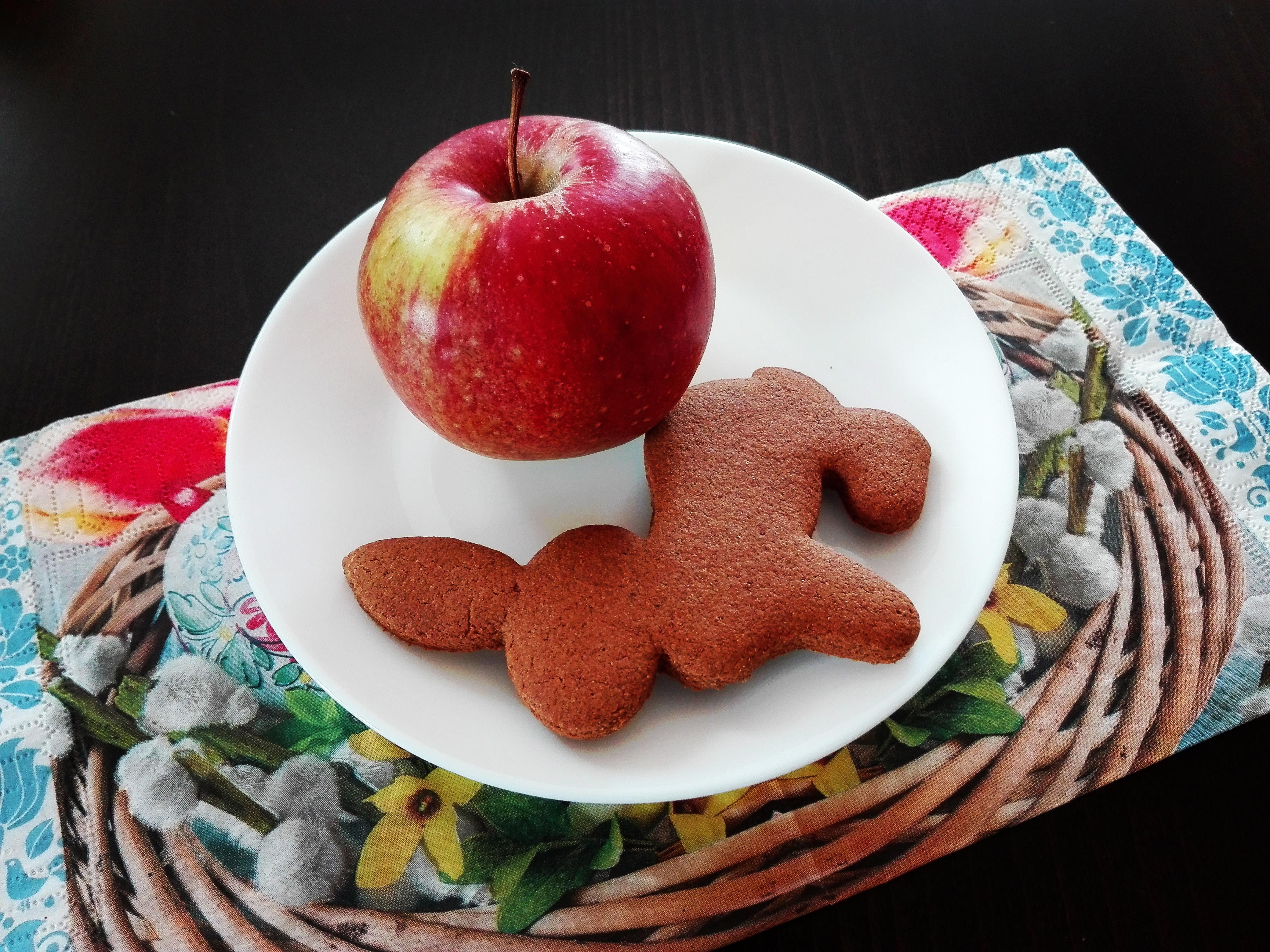 Fit piernik i jabłko